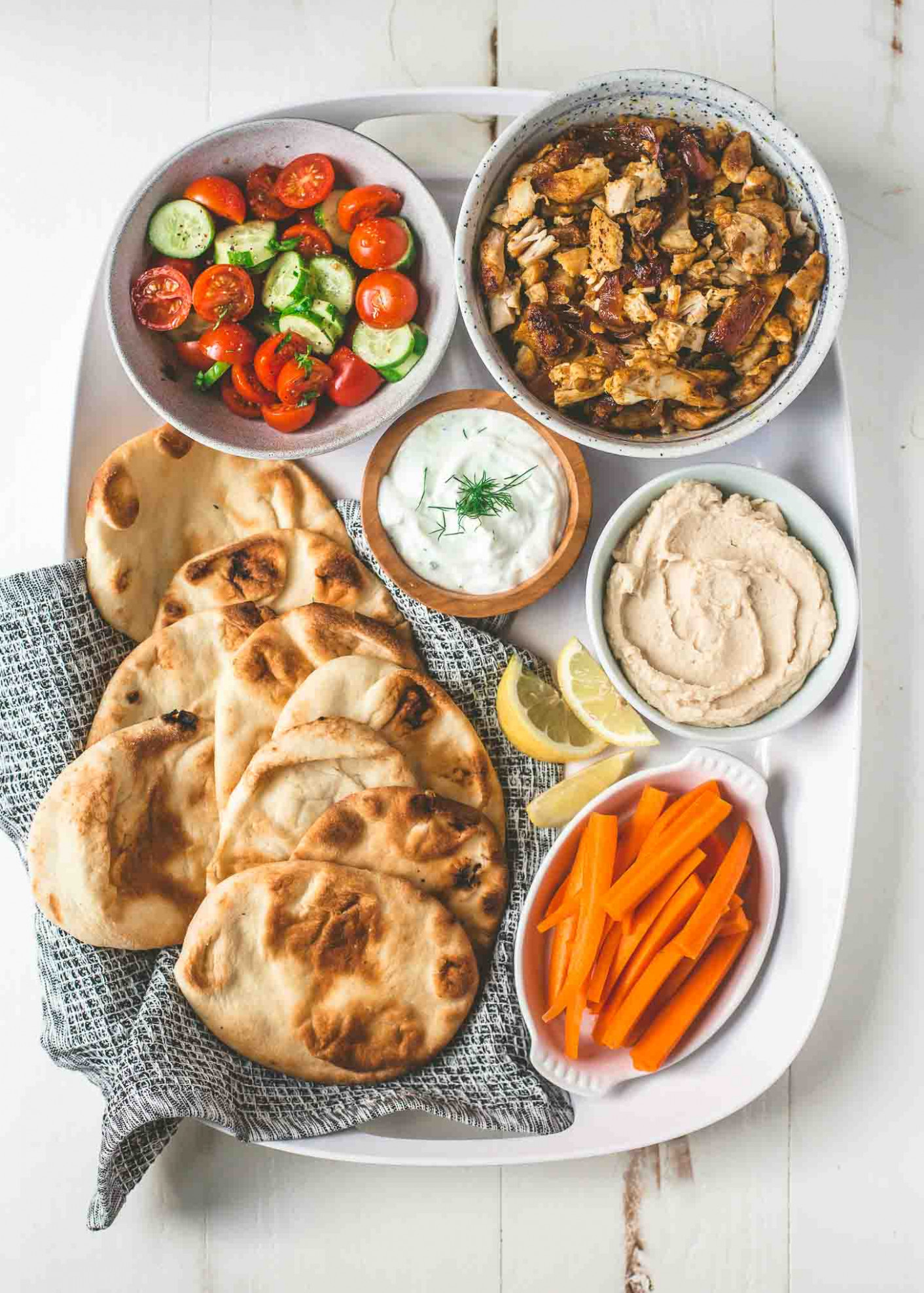 Sheet Pan Chicken Shawarma - chicken recipes one pan