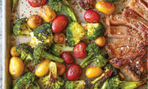 Sheet Pan Steak And Veggies – Dinner Recipes Steak