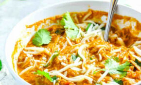 Shredded Chicken Chili [Recipe] – KETOGASM – Recipes Using Shredded Chicken Healthy