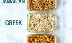 Shredded Chicken Recipes 15 Ways