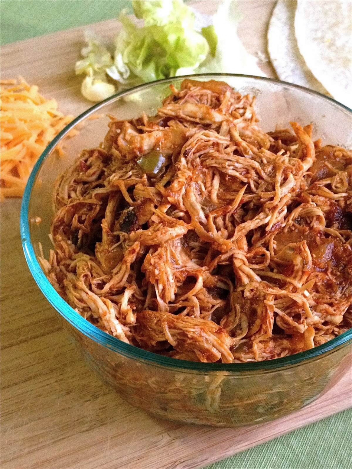 Shredded Chicken Recipes For Meals To Dinners – Food ..