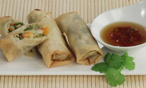 Shrimp And Vegetable Egg Rolls – Recipe Vegetarian Egg Rolls