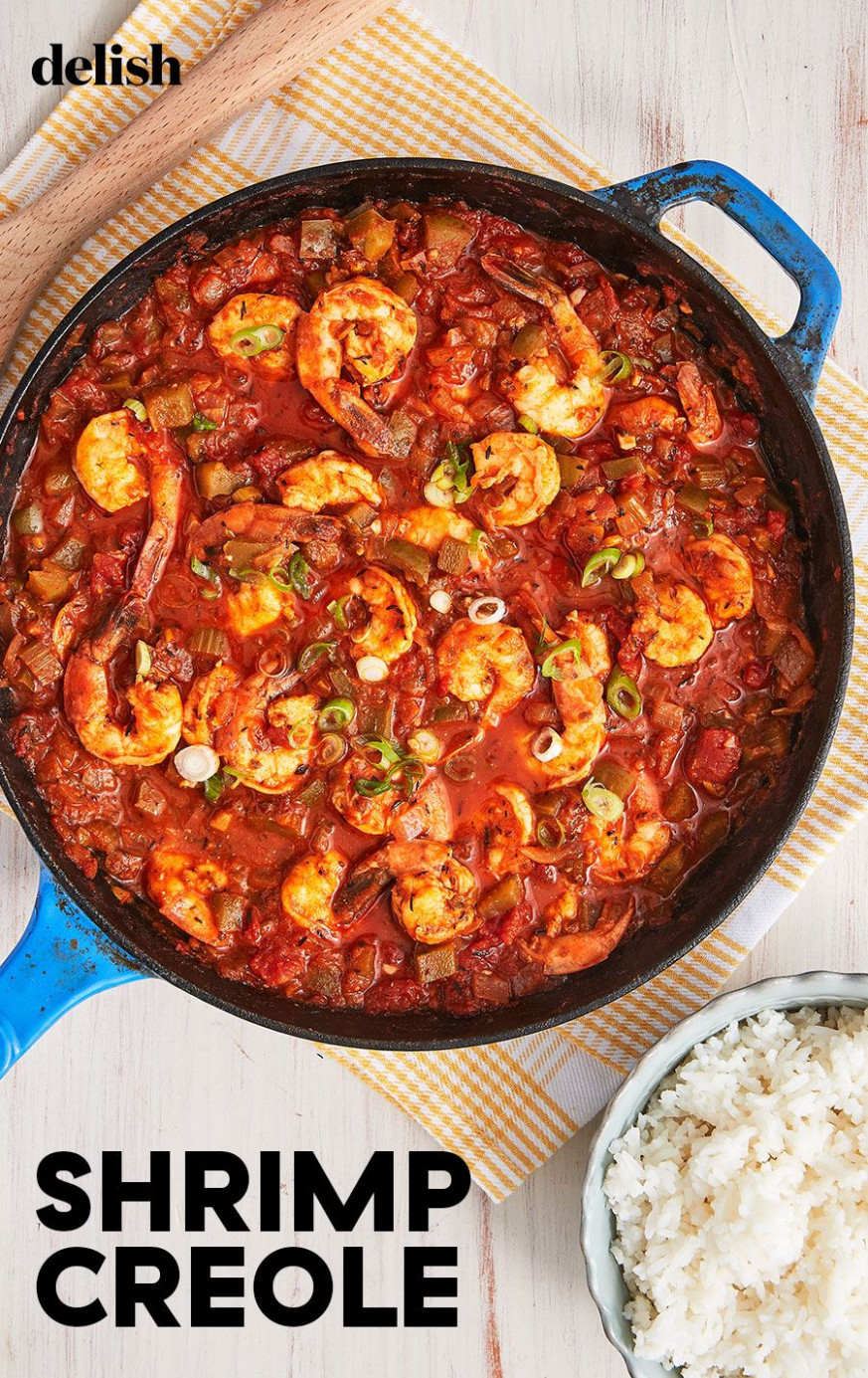 Shrimp Creole - recipes new orleans food