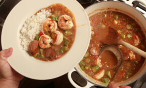 Shrimp Gumbo With Andouille Sausage Recipe – NYT Cooking – Recipes Gumbo Chicken Sausage