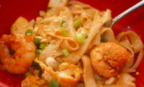Shrimp Phad Thai