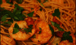 Shrimp Spaghetti – Healthy Food Recipes