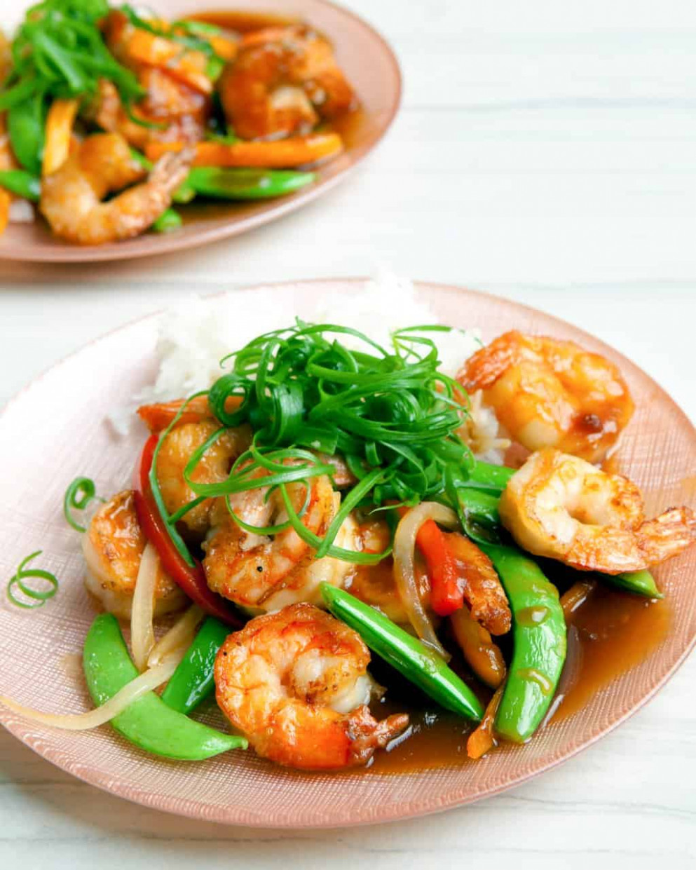 Shrimp Teriyaki Stir Fry Recipe - recipes for chinese food