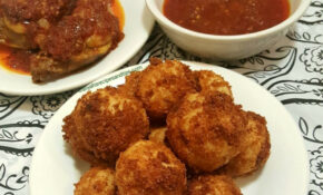 Shrimp Yam Balls - Aliyah's Recipes and Tips