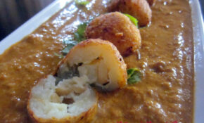 Shweta's Simple Recipes: Shahi Kofta Curry – Recipe Vegetarian Kofta Curry