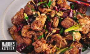 Sichuan Chilli Chicken – Marion's Kitchen – YouTube | Easy ..