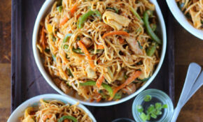 Sichuan Noodles – Recipes Noodles And Chicken