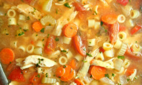 Sicilian Chicken Soup – Recipes Soup With Chicken