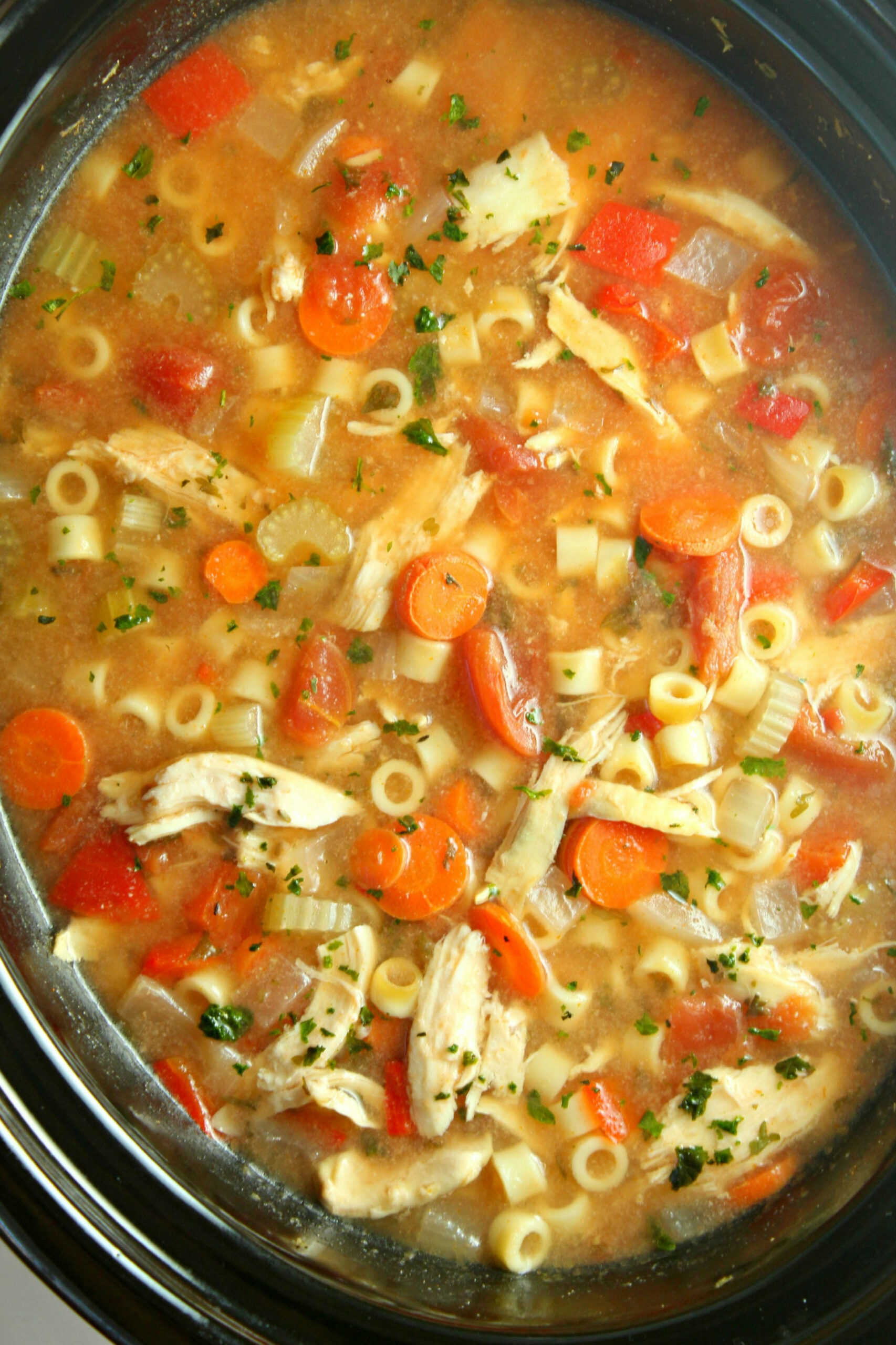 Sicilian Chicken Soup - Recipes Soup With Chicken