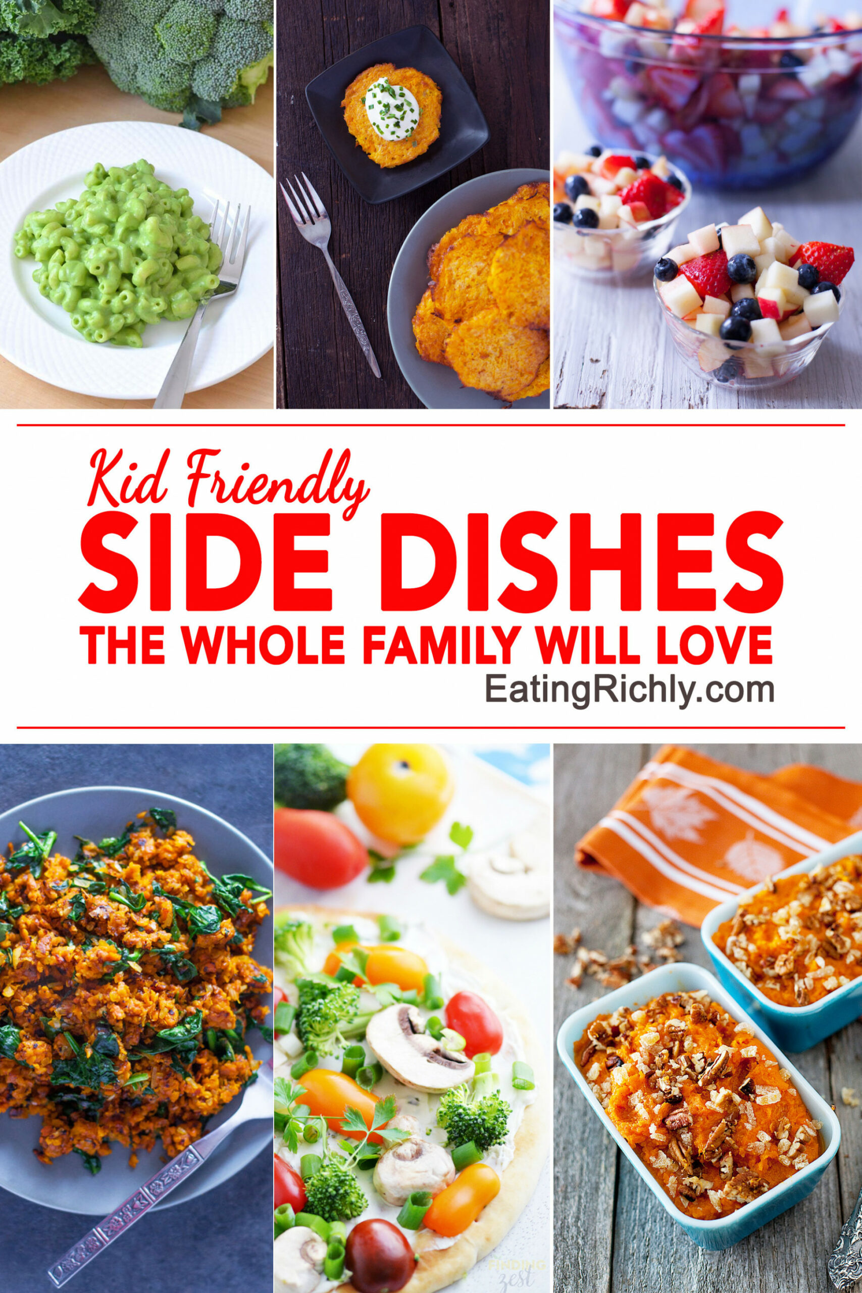 Side Dishes for Kids that the Whole Family will Love ..