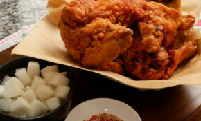 Sijang Tongdak – Recipes Korean Fried Chicken