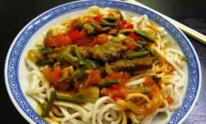 新疆拌面 – Silk Road Chef – Uyghur Food Recipes