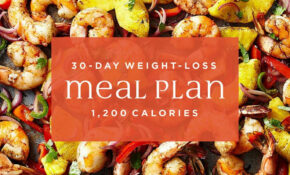 Simple 144 Day Weight Loss Meal Plan: 14,14 Calories | EatingWell – Healthy Recipes Lose Weight