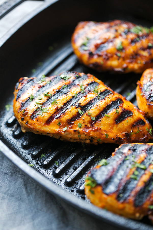 Simple Asian Grilled Chicken Recipe | Little Spice Jar - Chicken Recipes Juicy