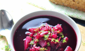 Simple Borscht Recipe (Vegetarian Barszcz) – Everyday ..