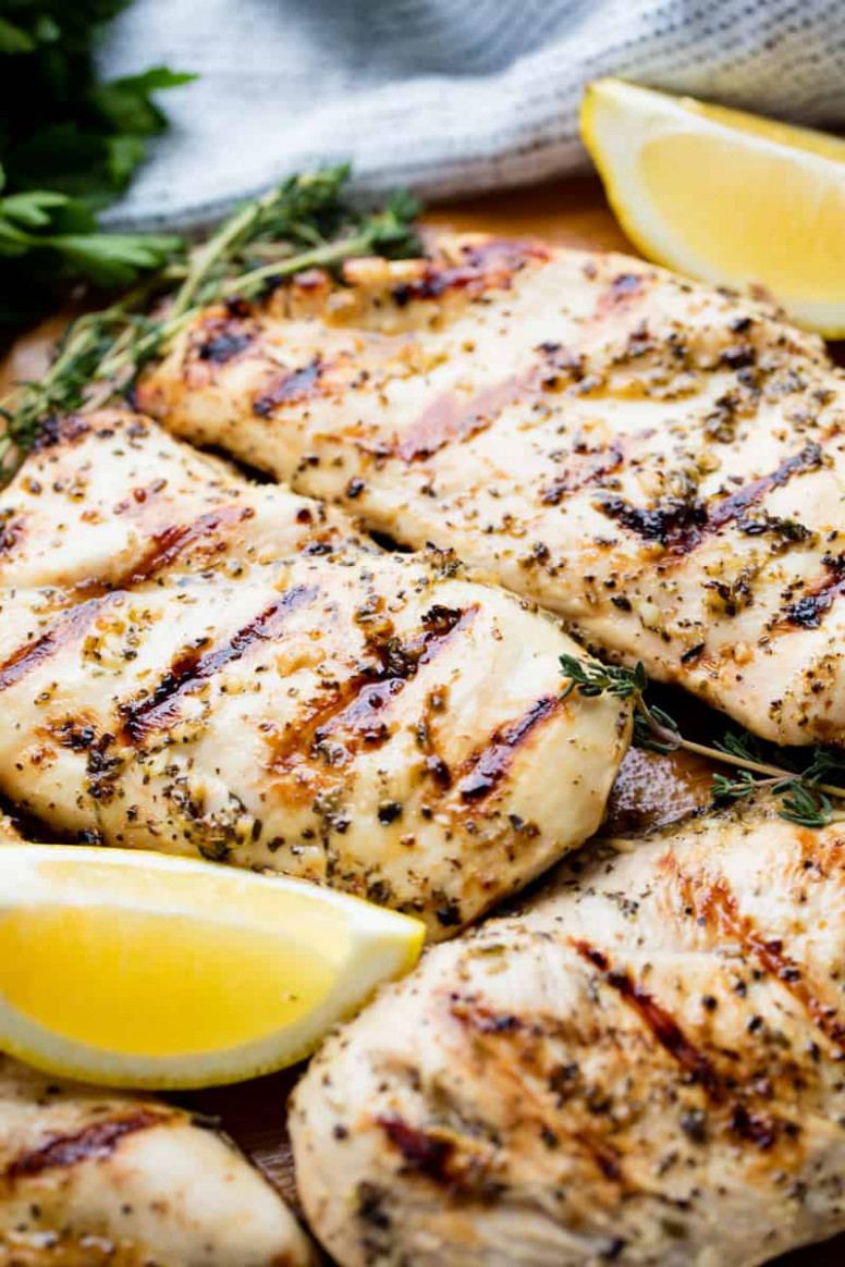 Simple Grilled Chicken Recipe - chicken recipes chicken breast