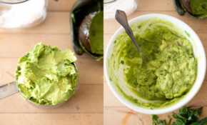 Simple Guacamole – Nachos Recipes Vegetarian