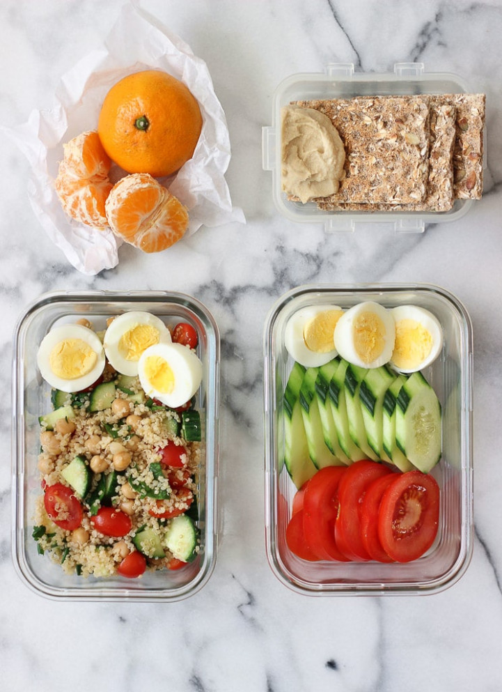 Simple Hard-Boiled Eggs Lunch Ideas - Exploring Healthy Foods - healthy recipes vegetarian easy