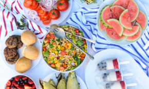 Simple, Healthy Barbecue Menu : Easy Recipes To Celebrate ..