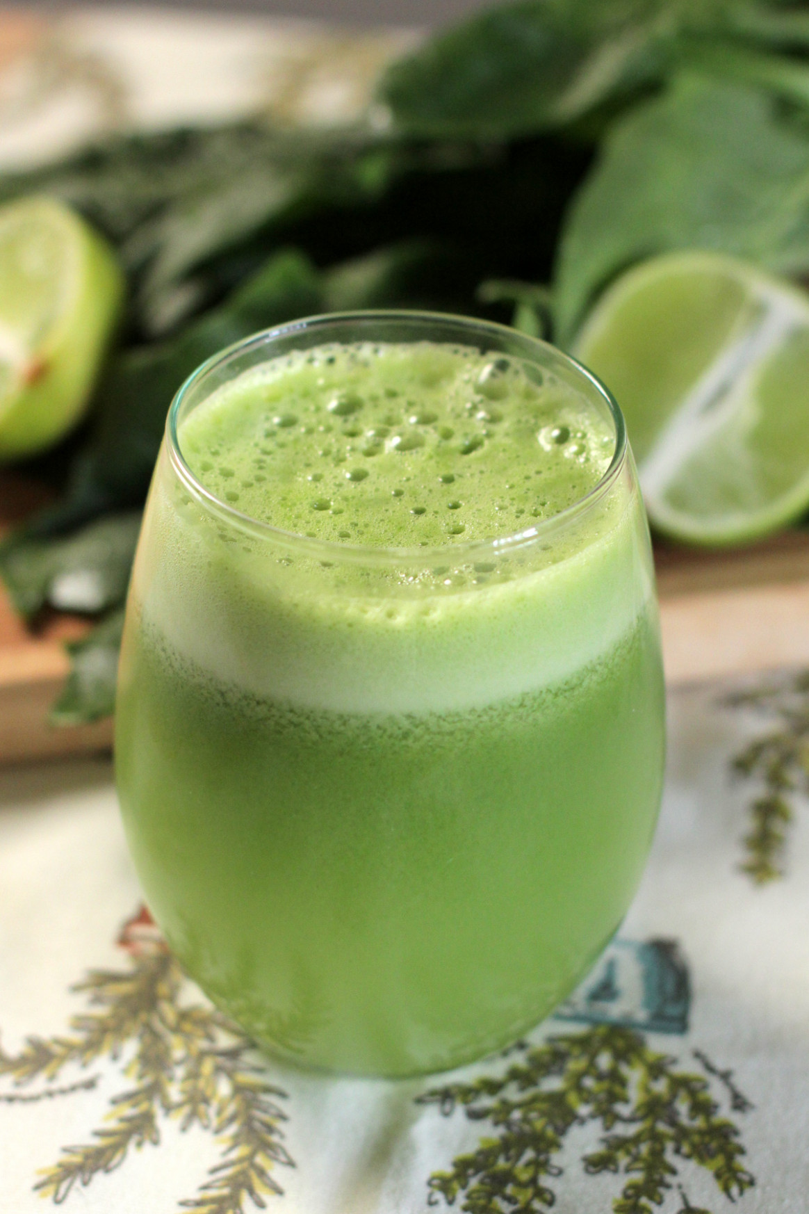 Simple Healthy Green Juice Recipe - Live Simply - healthy green juice recipes