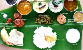 Simple Indian Food Recipes For Lunch /tamil Lunch Menu ..