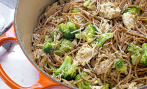 Simple One Pot Leftover Chicken And Broccoli Recipe Video – Recipes Using Leftover Chicken