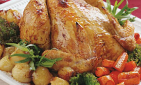 Simple Roast Chicken Recipe – EatingWell – Chicken Recipes Roasted