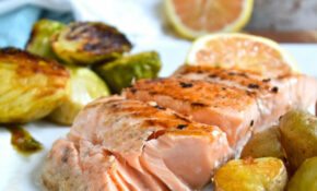 Simple Salmon Dinner • Great Food And Lifestyle – Great Dinner Recipes