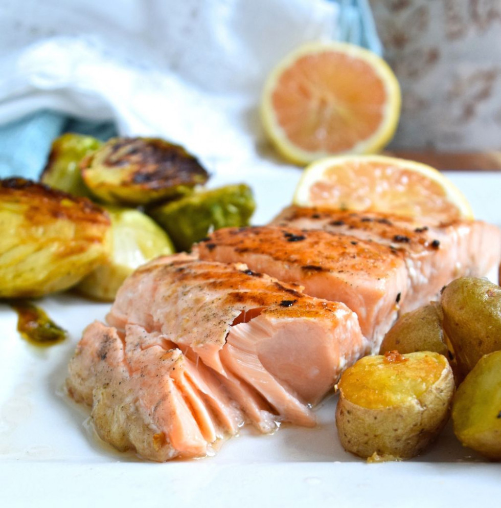 Simple Salmon Dinner • Great Food And Lifestyle - Great Dinner Recipes