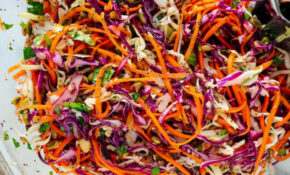 Simple Seedy Slaw | Recipe | Cookie And Kate Recipes ..