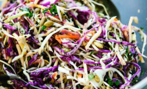 Simple Seedy Slaw – Recipes Simple Healthy