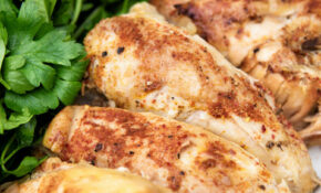 Simple Slow Cooker Chicken Recipe – Recipes For Chicken Breast