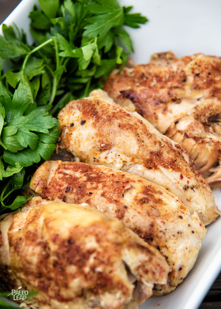 Simple Slow Cooker Chicken Recipe - recipes for chicken breast