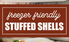 Simple Stuffed Shells Recipe – Six Clever Sisters – Great Dinner Recipes