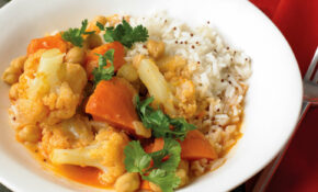 Simple Vegetable Curry – Recipes For Vegetarian Curry