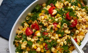 Simple Vegetarian Pasta Salad – Pasta Salad Recipes Vegetarian