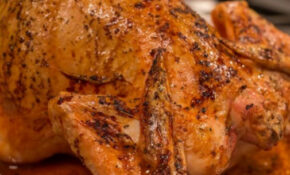Simple Whole Roasted Chicken Recipe – Allrecipes