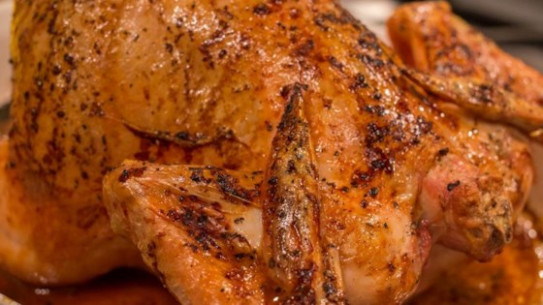Simple Whole Roasted Chicken Recipe - Allrecipes