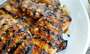 Simply Scratch Grilled Honey Mustard Chicken – Simply Scratch – Dinner Recipes On The Grill