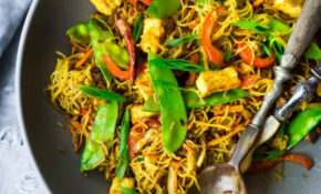 Singapore Noodles! | Feasting At Home – Vegetarian Noodle Recipes