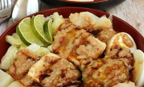 Siomay Bandung – Recipes Indonesian Food