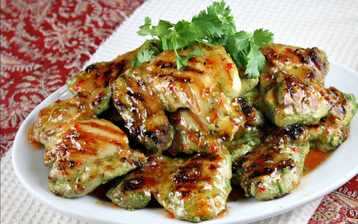 Six Simple 5-Ingredient Dinner Recipes - chicken recipes ideas