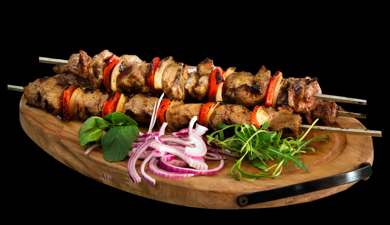 Skewer, Kebab, Barbecue, Food - recipes roast dinner