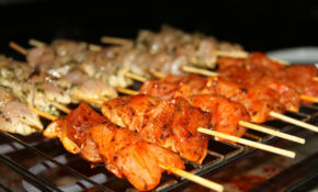Skewer, White, Chicken, White Chicken – Recipes Of Chicken