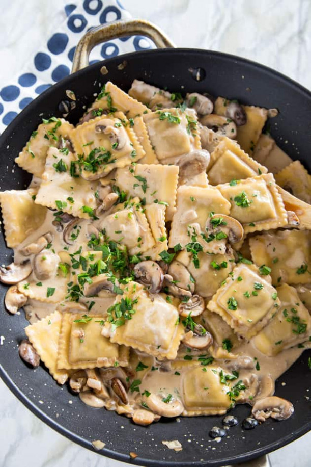 Skillet Beef Stroganoff - Food Fanatic - what are the best dinner recipes