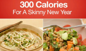 Skinny Meals Under 300 Calories To Start the New Year ...